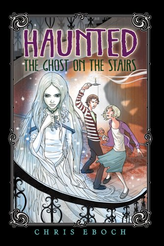 The Ghost on the Stairs (Haunted (Aladdin))