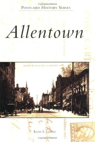 Allentown (PA)  (Postcard History Series)