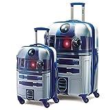 American Tourister Star Wars 2 Piece Set 21 & 28 Hardside Spinner