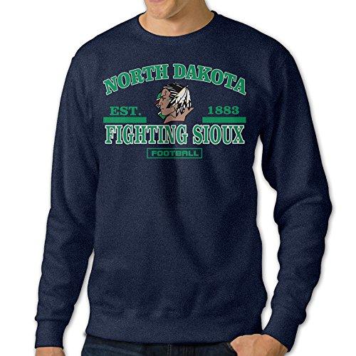 ausin-mens-crew-neck-sweater-university-of-north-dakota-navy-size-m
