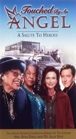 Touched by An Angel: A Salute to Heroes [VHS] (John Dye compare prices)