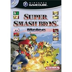 Super Smash Bros Melee ( et non brawl ) 51CPPKZQARL._SL500_AA280_