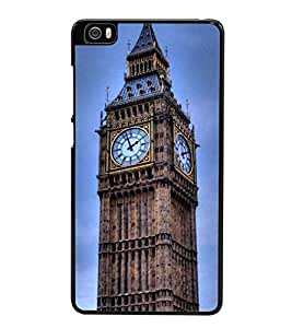 Fuson Premium 2D Back Case Cover Clock Tower With Multi Background Degined For Xiaomi Redmi Mi5::Xiaomi Mi 5