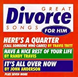 Various Artists Divorce Songs for Him