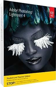 Adobe Photoshop Lightroom 4 Student and Teacher* WIN & MAC
