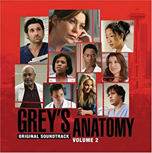 Grey's Anatomy 2 by Hollywood Records