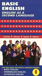 Basic English/Esl [VHS]