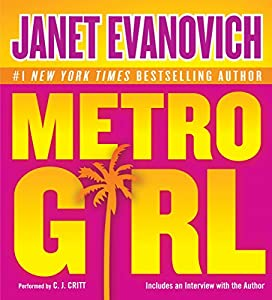 Metro Girl Audiobook