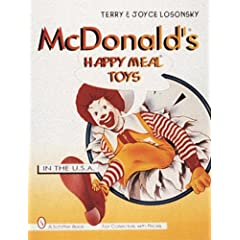 McDonald's Happy Meal Toys in the U.S.A. (Schiffer Book for Collectors With Prices)