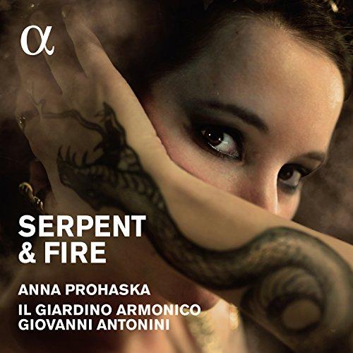 Serpent & Fire Arie Per Didon