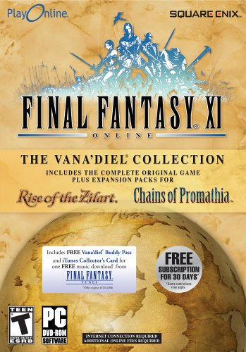 Final Fantasy XI: The Vana'diel Collection - PC