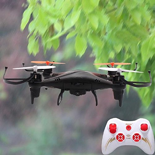 MyBDJ Skytech M62 6-Axis Drone Mini 4CH 2.4Ghz RC Helicopter Aircraft Quadcopter Black