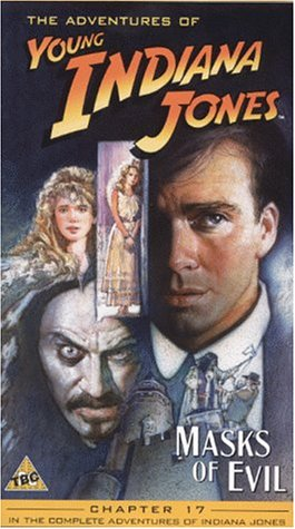 The Adventures of Young Indiana Jones: Masks of Evil [VHS] [UK Import]