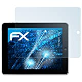"""atFoliX Displayschutzfolie f�r Apple iPad (2 St�ck) - FX-Clear: Displayschutz Folie kristallklar! H�chste Qualit�t - Made in Germany!von """"Displayschutz@FoliX"""""""