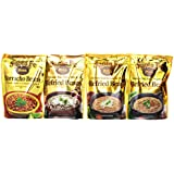 Santa Fe Bean Company Variety Pack, 3.78 Pounds Total, (Pack of 8)