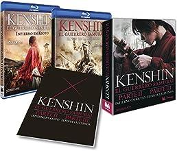 Pack Kenshin, el Guerrero Samurái: Parte 2 y Parte 3 [Blu-ray]
