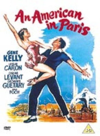 An American In Paris [DVD] [1951]