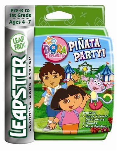 Leapster Arcade: Dora the Explorer - 1