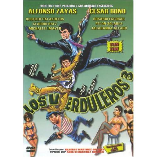 Amazon.com: Los Verduleros 3: Jacaranda Alfaro, Cesar Bono, Tun Tun