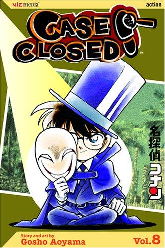 名探偵コナン コミック8巻 (英語版)