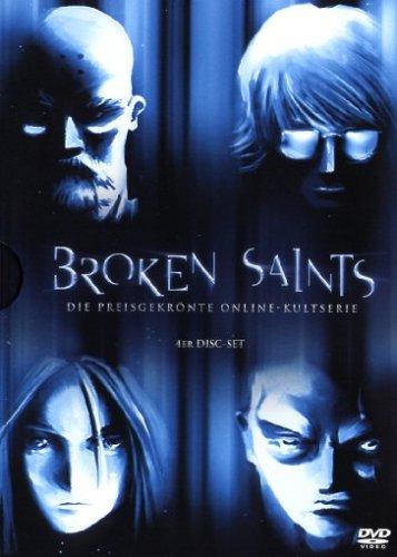 Broken Saints (OmU) [4 DVDs]