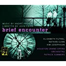 Previn: Brief Encounter