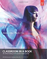 Adobe After Effects CS6 Classroom in a Book Front Cover