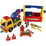 Take A Part Tow Truck & Tool Box Set