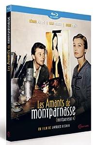 Les amants de Montparnasse (Montparnasse 19) [Blu-ray]