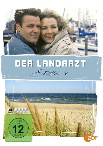 Der Landarzt - Staffel 4 (Jumbo Amaray - 4 DVDs)