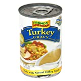 Campbell's Turkey Gravy, 10.5-Ounce Cans (Pack of 24)