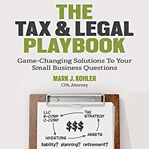 The Tax and Legal Playbook Audiobook