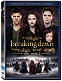 Image of The Twilight Saga: Breaking Dawn - Part 2 / La saga Twilight : Révélation - Partie 2 (Bilingual)