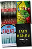 Iain M Banks Iain M Banks Collection 4 Books Set (Transition, Stonemouth, Whit, The Steep Approach To Garbadale)