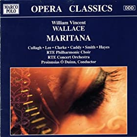 Maritana: Act II, Scene 1: Quartett and Chorus (Maritana, Lazarillo, Don Caesar, and Don Jose)