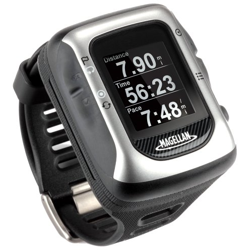 Magellan Switch Up Crossover GPS Watch with Mounts Running Gps