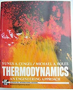 Thermodynamics by yunus cengel