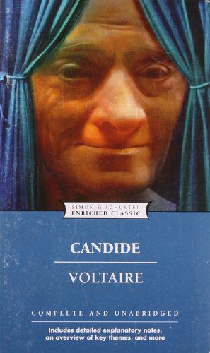 The writing techniques used in the candide by voltaire