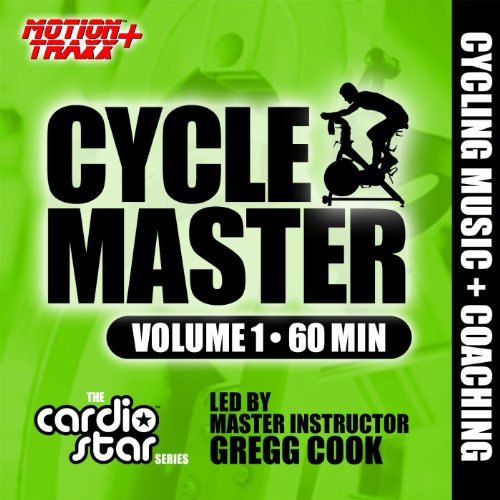 Cycle Master: Indoor Cycling Workout (Cycling Music + Coaching by Gregg Cook) (Indoor Cycling Music compare prices)