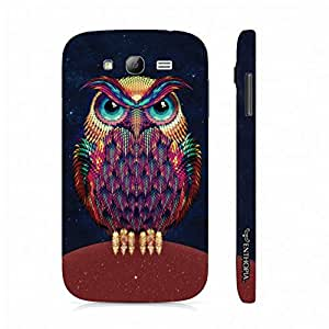 Samsung Galaxy Core Prime Angry Insomniac designer mobile hard shell case by Enthopia