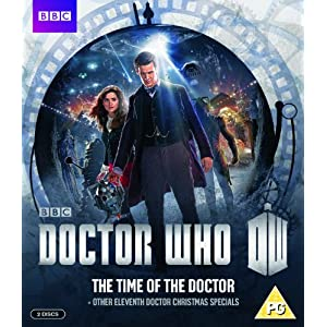 Doctor Who - The Time of the Doctor & Other Eleventh Doctor Christmas Speci