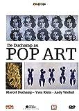 De Duchamp au Pop Art : Duchamp, Klein, Warhol | Jaubert, Alain (1940-....) - Réalisateur. Scénariste. Auteur du commentaire