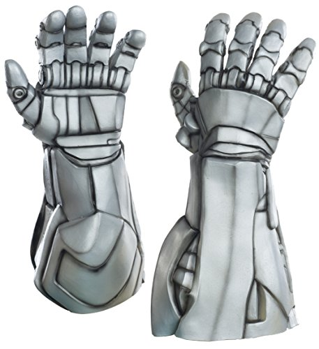 Rubie's Costume Co Men's Avengers 2 Age Of Ultron Adult Ultron Deluxe Latex Hands