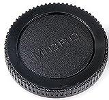 COCO Camera カメラ ボディ 用 キャップ M4/3 マイクロ フォーサーズ 規格 ブラック 黒 (汎用品) オリンパス パナソニック