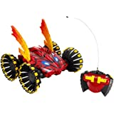 TYCO R/C Stunt Psycho Vehicle - Red