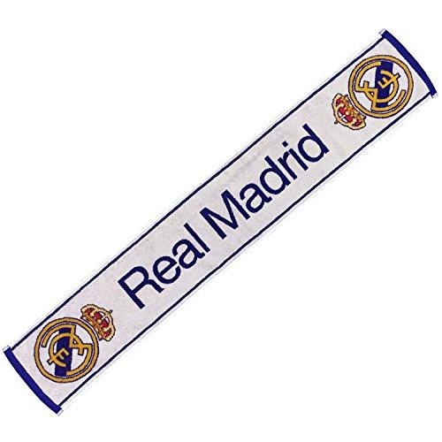 Real Madrid(レアルマドリード) タオルマフラー WHT RM30582