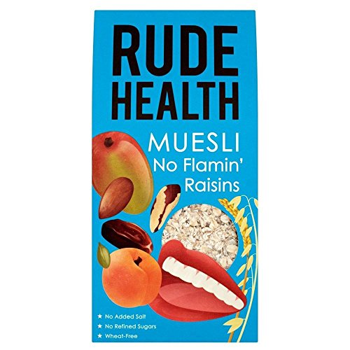 Rude Health No Flamin' Raisins Muesli (500G)