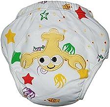 Babyfriend Baby Boys39 Potty Training Pants Washable Cloth Underwear Crab Pattern