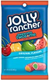 Jolly Rancher Awesome Twosome Fruit Chews, 6.5-Ounce Bags (Pack of 12)