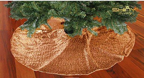 48-rose-gold-farben-weihnachtsbaum-rock-schimmer-pailletten-design-baum-rock-48-rose-gold